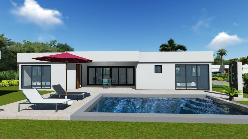 Casa linda floor plans pricing dominican republic for Casa floor