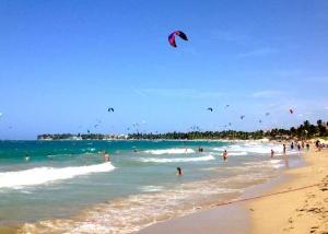Cabarete Kite Surf Sport Dominican Republic