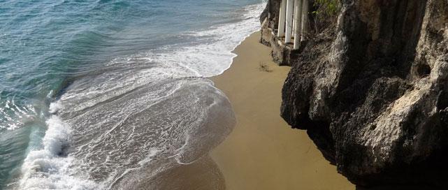 New Beach Born in Sosua
