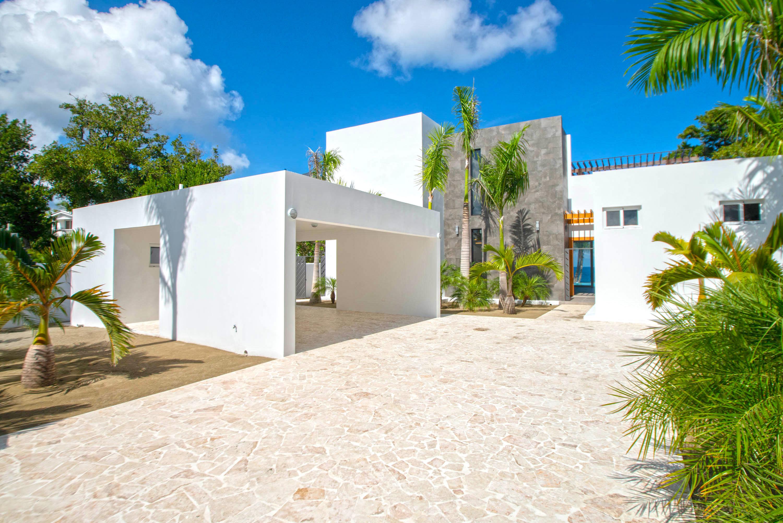 ocean front, luxury, home, sosua
