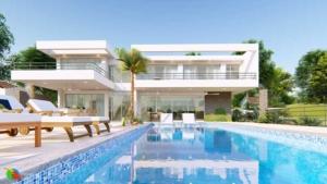 Modern Design Villa SeaShell