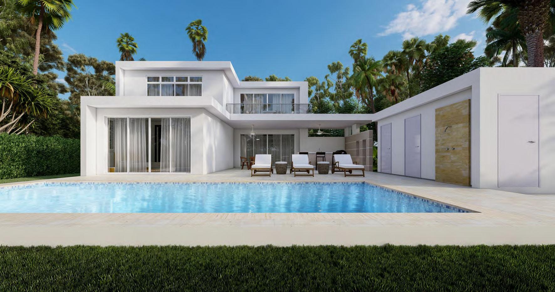Villa Bluepearl by Casa Linda