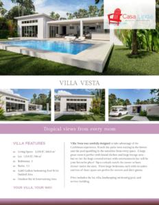 VIlla Vesta Information