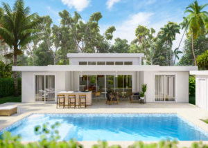 New Modern Model Villa Sunseeker by Casa Linda